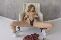 Hot Teen Babe Strips Out Of Her Schoolgirl Skirt | StastQVR