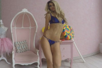 Blonde Dances and Strips | StastQVR